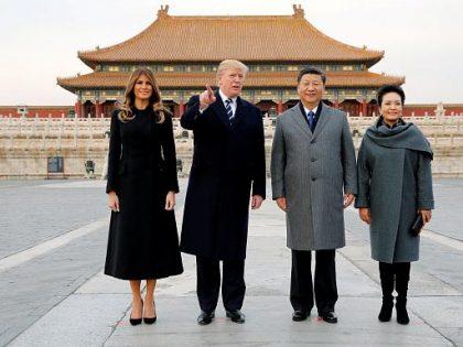 Helga Zepp-LaRouche opfordrer <br>amerikanere til selv at finde ud af, <br>hvad der virkelig skete på præsident <br>Trumps tur til Kina