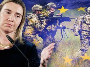 EU satser på militær union – mod hvem?
