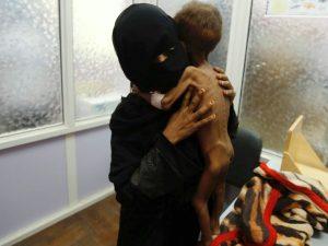 Saudierne intensiverer deres krig mod Yemen; <br>giver Iran skylden for konsekvenserne