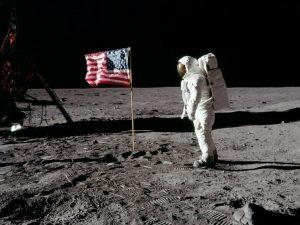 NASA er opstemt og Kina er glad over, at USA <br>vender tilbage til bemandet udforskning af Månen