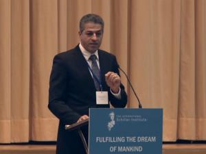 Udvid den Nye Silkevej til Vestasien og Afrika. <br>Tale af Hussein Askary på Schiller Instituttets <br>konference i Tyskland, 25. nov., 2017