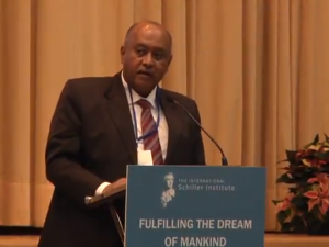 The Need for Europe to Cooperate with China <br>in the Industrialization of Africa <br>Mehreteab Mulugeta Haile, <br>General Consul of the Federal Democratic <br>Republic of Ethiopia, Frankfurt am Main. <br>Video; english transcript