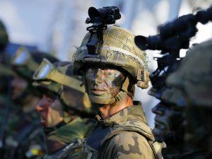 EU øger sit militærforsvar: Mod hvem?