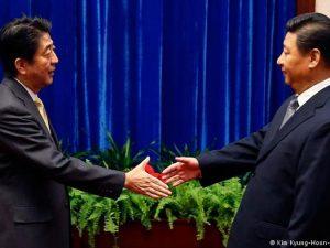Japan deltager i Kinas initiativ for Ét Bælte, én Vej