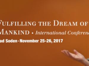 Se alle taler på Schiller Instituttets konference, <br>»At opfylde menneskehedens drøm«