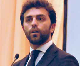 »En fremtid for Europa efter euroen« <br>Tale af Marco Zanni, medlem af EU-<br>parlamentet, Italien, på Schiller Instituttets <br>konference i Tyskland, 25.-26. nov., 2017