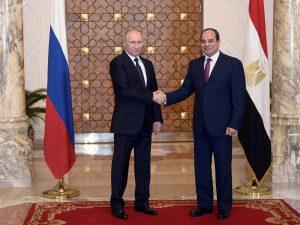 Putin og Egyptens el-Sisi kræver en genoptagelse af <br>Palæstina-Israel-dialogen om alle spørgsmål inkl. Jerusalem