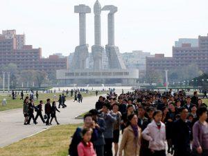 Russisk militærdelegation i Pyongyang koordineret med Beijing
