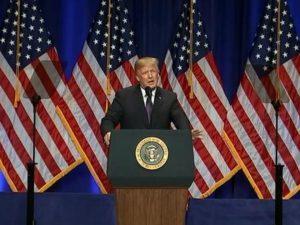 Trump offentliggør ny strategi for national sikkerhed