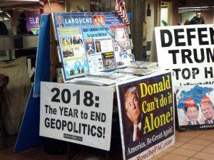 Beslutning for det nye år: <br>Ud med geopolitik!
