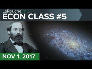 Bernhard Riemann og formen på økonomisk rum <br>LaRouche PAC Videnskabsteams <br>Undervisningsserie i økonomi 2017. <br>Lektion 5. pdf