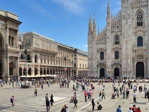 Kina og Italien diskuterer Bælte & Vej i Milano