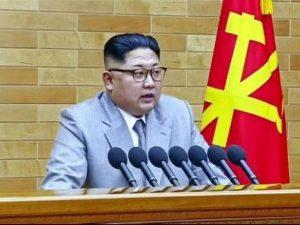 Kim Jong-un genåbner kommunikationslinje til Sydkorea
