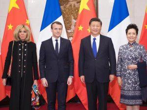 Frankrigs Macron i Xi'an: Kina har 'gjort en <br>drøm til virkelighed!' Verden må tilslutte sig