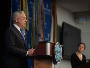 USA's neokonservative fraktion udsteder National Forsvarsstrategi; <br>går med i britisk kup mod Trump