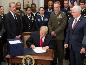 Præsident Trumps egen nye Nationale <br>Forsvarsstrategi er en større trussel <br>mod ham end Mueller og 'Russiagate'