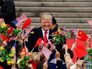 Kina responderer skarpt på Washingtons farlige neokonservative bandes provokationer