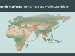 Den virkelige betydning af infrastruktur: Fysisk-økonomiske platforme. <br>Undervisningsserie i økonomi 2017, Lektion 7; pdf og video