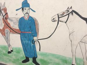 Den Nye Silkevej inspirerer de amerikanere, <br>der har held til at finde ud af noget om det