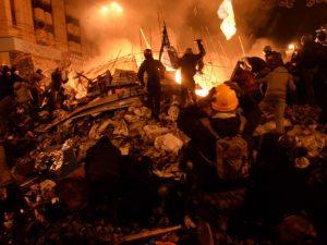 Ukraine fremprovokerer fascistisk krig i Europa
