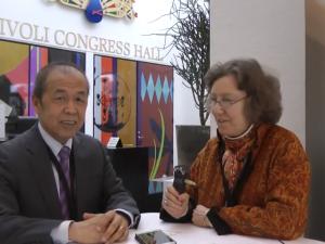 EIR interviewer europæiske og kinesiske <br>talspersoner for fusionsenergi i København