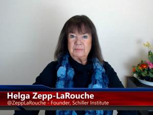 Video: De britiske imperie-eliters desperation <br>tvinger dem til at begå en kæmpe brøler! <br>Med Helga-Zepp LaRouche