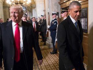 Obama-administrationen mobiliserer for krig og impeachment