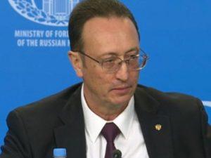 Regeringsfolk fra det Russiske Udenrigsministerium og <br>Forsvarsministerium siger, London har trængt sig <br>selv op i en 'blindgyde' i Skripal-affæren