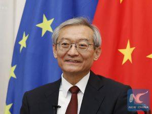 Kina fornyer tilbud til Europa om samarbejde <br>om Bælte & Vej, 'et globalt offentligt gode'