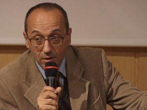 Den italienske økonom Alberto Bagnai, nyvalgt <br>senator, promoverer Glass-Steagall for Italien