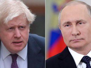 Storbritanniens udenrigsminister Boris Johnson beviser, <br>han er den mest imperiale og den mest sindssyge