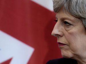 Det britiske Imperium er nu totalt afsløret; det må knuses!