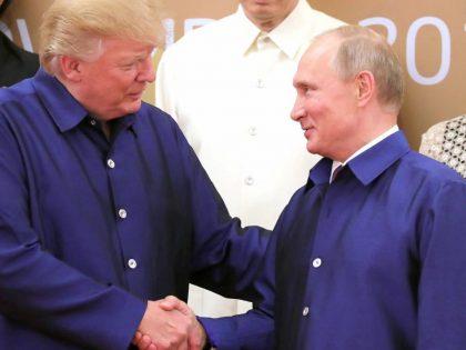 Trump til Putin – Lad os mødes snart