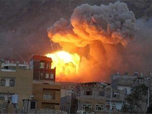 USA understreger støtte til Saudi-Arabien i Yemen; <br>Nye $670 mio. i amerikanske våbensalg til saudierne