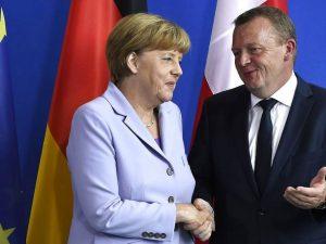 Tyskland vil ikke deltage i nogen militæraktion i Syrien