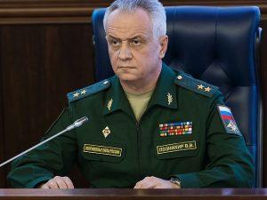 Generalløjtnant i det russiske forsvar: Der eksisterer <br>intet bevis på syrisk angreb med kemiske våben
