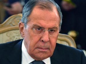 Lavrov afslører, schweizisk toplaboratorium fastslog, <br>at BZ, den gift, der blev brugt i Skripal-sagen, <br>bruges af USA og UK, ikke af Rusland