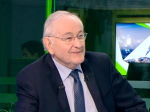 Jacques Cheminade fra Solidarité & Progrès til RT France: <br>Angloamerikanske kræfter arbejder for verdenskrig, <br>fordi deres monetære finanssystem er truet