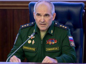 General Rudskoj bekræfter, der var ingen kemiske våben <br>på de syriske lokaliteter, som Vesten bombede