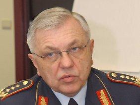 Tysklands general Kujat: Der eksisterer ingen <br>anden plan for fred i Syrien end den russiske