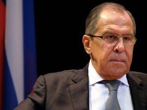 Lavrov: Putin og Trump vil ikke lade en amerikansk-russisk <br>militærkonfrontation finde sted