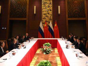 Den 'Nye Silkevejsånd' definerer virkeligheden