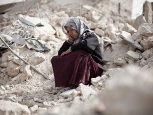 Chatham House: Bare bliv ved med at bombe Syrien, <br>indtil Rusland går med til Regimeskifte