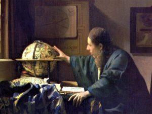 Videnskab: Menneskets forhold til universet. <br>6. lektion i LaRouchePAC&#8217;s undervisnings-<br>serie 2018, »Hvad er det Nye Paradigme«, <br>14. april, 2018