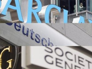 Franske, belgiske og tyske banker har <br>størst eksponering i italiensk statsgæld