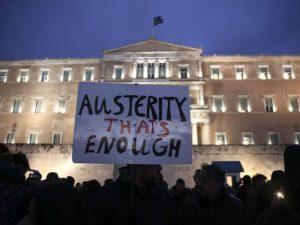 Smitte kunne forårsage en ny gældskrise i Grækenland, Spanien og Portugal