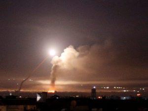 Konflikt mellem Iran og Israel blusser op i Syrien