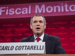 Frygt for bagslag sætter nu bestræbelser i gang <br>på at tøjle den italienske krise