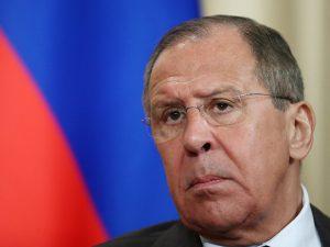 Den russiske udenrigsminister Lavrov: <br>MH17-efterforskningen er ligesom Skripal-sagen: <br>Der er ingen beviser!