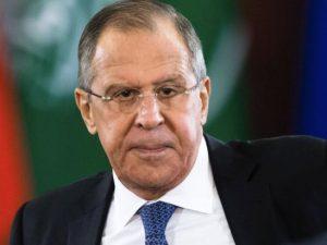 Trumps initiativer bliver annulleret af russofobi, <br>siger Lavrov til det italienske magasin Panorama